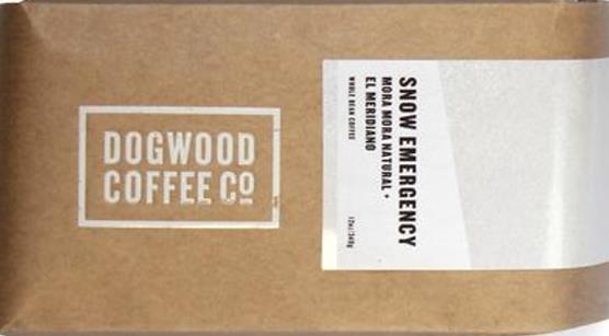 Bag of Dogwood Coffe